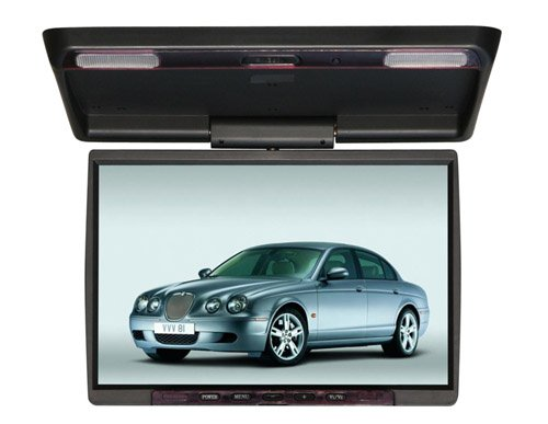 "15.4"" FlIP Down Monitor With VCD/Radio/TV System For 1548FD(China (Mainland))"