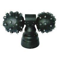 Christmas Hot sale LED double magic ball(KTV/bar light)/Club Strobe Light/flash lamp/flashinglight