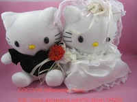 Valentine's Gift! Buy one get one/ Free shipping A pair of toy for wedding decroation 30cm high