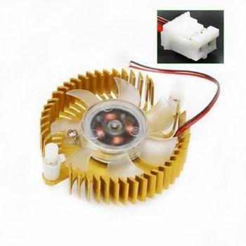 55mm PC VGA Video Card Heatsinks Cooler Cooling Fan