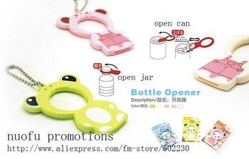 wholesale & FREE shipping 100pcs/lot bottle opener, multi-functional bottle opener, big mouth bottle opener