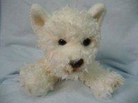 12-Inch plush puppy,Christmas gifts ,A&A company plush toys,baby plush toys,bionic dog