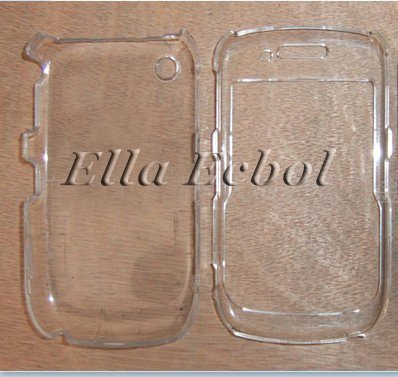 100% Brand New Crystal Case Hard plastic Cover Case For Blackberry Curve 8520(China (Mainland))