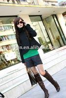 Hot Sale Women's Fashion Woolen stand-collar Coat, Ladies' Winter Noble Elegant Coat