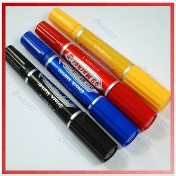 free shipping Electric Shock Trick Gag Marker Pen Toy Joke Funny Gift