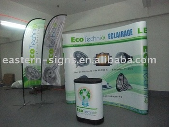 8ft Tradeshow Exhibit Booth