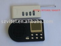 6pcs/Lot Bird MP3 hunting decoy 100~200m remote controller, Freeshipping by DHL UPS or EMS