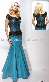 free shipping latest designs evening dresses LR-E1519