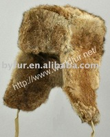 rabbit fur hat rabbit hat 014