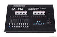 8+8 16CH/channel all-in-one  light control board /DMX 512 Integration lantern console/stage light equipment
