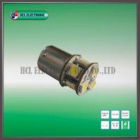 Free shipping, 16pcs/ lot,1156 LED Tail lamp, BA15S Turn light, 8pcs Ultra Bright 5050SMD (white,red,blue,yellow), wholesales