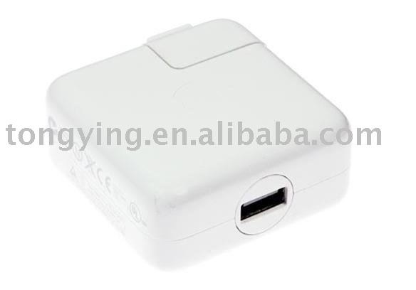 Wholesale+Special Offer+USB AC Block Wall Charger Power Adapter for Apple iPod+free shipping(Hong Kong)