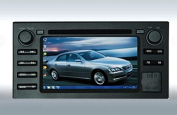 "7"" Car PC for Toyota Reiz with GPS/Radio/DVB-T/Mp5/Bluetooth/Digital Photo Frame"