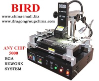 BIRD5000 DGC BIRD ANY CHIP 5000 BGA REWORK STATION Dark Infrared Rework IR Reballing
