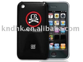Monsieur Case for iPhone 3Gs