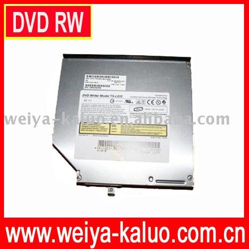 TS-L632 Light scribe Optical Drive Laptop use Optical Drive DVD RW Writer Reader Burner,Super Multi(China (Mainland))