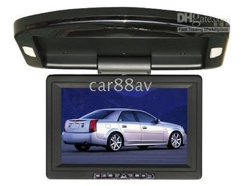 wholesale FlIP Down Monitor With DVD/VCD/SVCD/CD/USB/SD/MP3/WMA/JPEG For TM928FD
