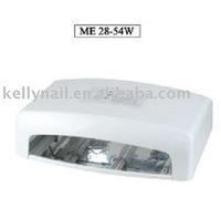 Free Shipping 54W UV Nail Curing Lamp