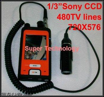 "Portable DVR,CCD sensor camera,bullet sport video camera DVR, 2.5""LCD,Portable DV,micro camera,mini video recording player"