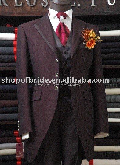2011 Men Complete Designer 0015 Wedding Bridegroom Tuxedo Clothes Pants tie