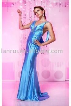 free shipping latest designer evening dresses LR-E1553