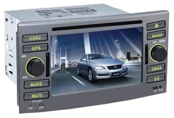 6' Specail Car DVD Player for TOYOTA REIZ with DVD/VCD/Radio/Bluetooth/TV tuner/MP4/MP3