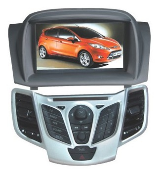 Specail Car DVD Player for FORD FIESTA with DVD/VCD/Radio/Bluetooth/TV tuner/MP4/MP3