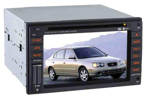 Specail DVD do carro para HYUNDAI ELANTRA / SONATA com DVD / VCD / Rádio / Bluetooth / sintonizador de TV / MP4 / MP3(China (Mainland))