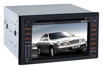 Specail Car DVD Player for EASTAR/A5/QQ6/RICA/TIGGO with DVD/VCD/Radio/Bluetooth/TV tuner/MP4/MP3