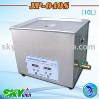 10.8L(2.85gallon)- fruit vegetalbles ultrasonic cleaner JP-040S-with timer&heater