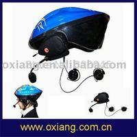 Bluetoot helmet headset For Bicycle Helemt Intercome Headset (100 Meters)