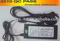 lower price for dm800 power supply best quality power adapter for all dm800hd dm800se free shipping