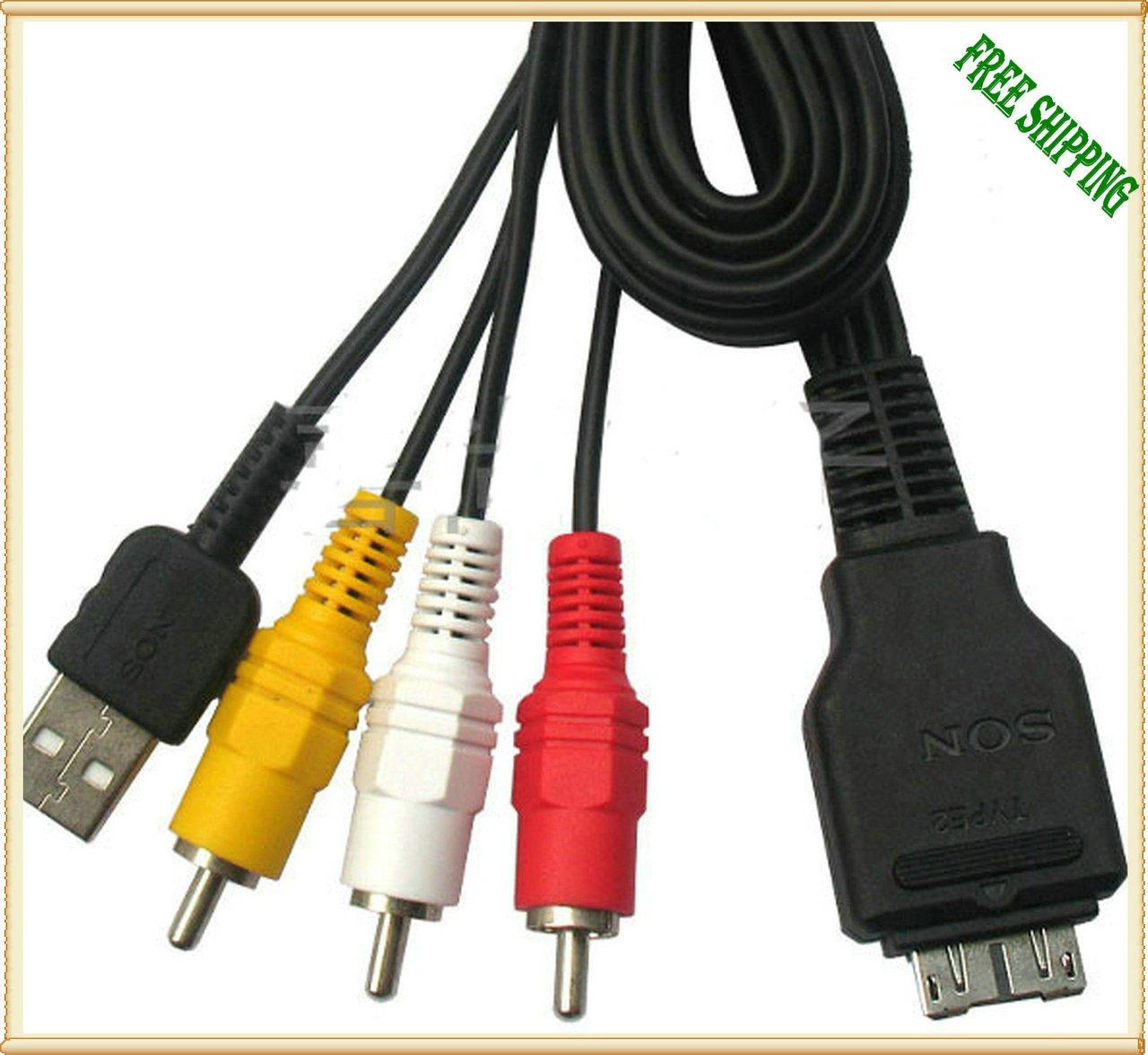 Usb кабель для фотоаппарата sony