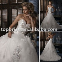 2011 New  fashion  wedding dresses   MAG025  OEM FACTORY
