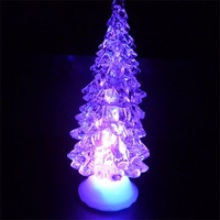 50pcs/lot 16cm tall Christmas tree  christmas decoration light, Christmas Gift,