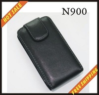 Free shipping --New high quality leather case mobilephone cellphone for NOKIA N900