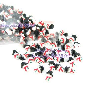 Free shipping nail art sticker 100pcs/lot mix Christmas nail sticker