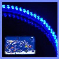 Aquarium Fish Tank LED Moonlight Strip Light Blue & Free Shipping