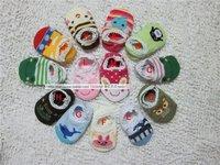 24 pairs/lot-Baby socks footcover infant socks foot cover/infant Floor socks