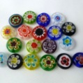 400 pcs/lot millefiori beads Free shipping