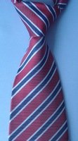wholesale   brand new 100% Silk Wove Stripe Men's Neck Tie 150 Style no39