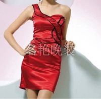 brand new women's Evening dress princess skirt bridesmaids Dresses Evening Dresses costume Bpol1