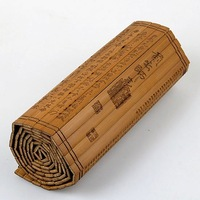 collect the book bamboo roller China free shipping