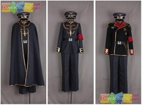Military Uniform World war two COSPLAY COSTUME  retail / Wholesale