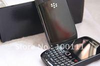 9360 оригинальный blackberry кривая 9360 + 5МП + qwerty-клавиатура + 3g разблокированный мобильный телефон