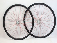 BEWER Alloy Fixed gear /Track Bicycle  Wheel set