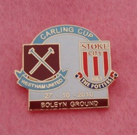West ham badge, custom new badge for football club