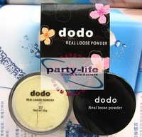 7#  Dodo Make-up  Real Loose Powder 35g , 48pcs/lot,free shipping-wholesale