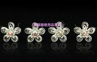 free shipping 2010 New style women's Wedding jewelry CRYSTAL Headdress flower bride tire 50pcs