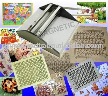 manual jigsaw puzzle machine A5 to A3(China (Mainland))